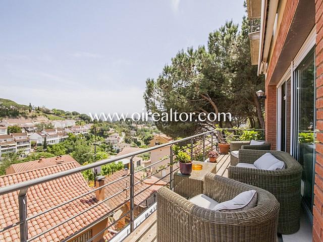Preciosa unifamiliar de éstilo mediterranéo en Sant Andreu de Llavaneres