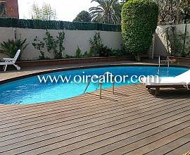 Casa moderna con piscina en Bellamar