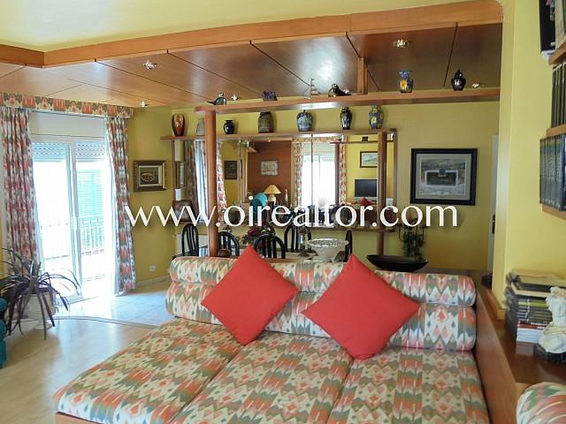 Fantastische und geräumige Wohnung im Zentrum von Sitges