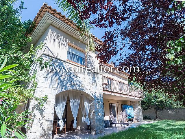 Maravillosa casa en venda a L'Aragai, Vilanova i la Geltrú