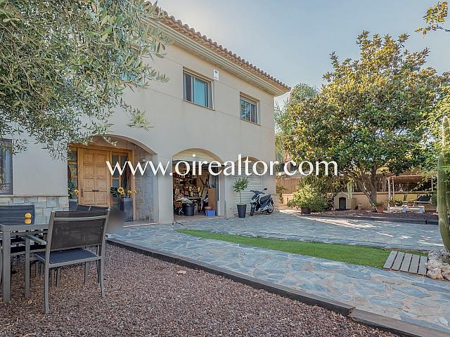 华丽的房子在L'Aragai销售