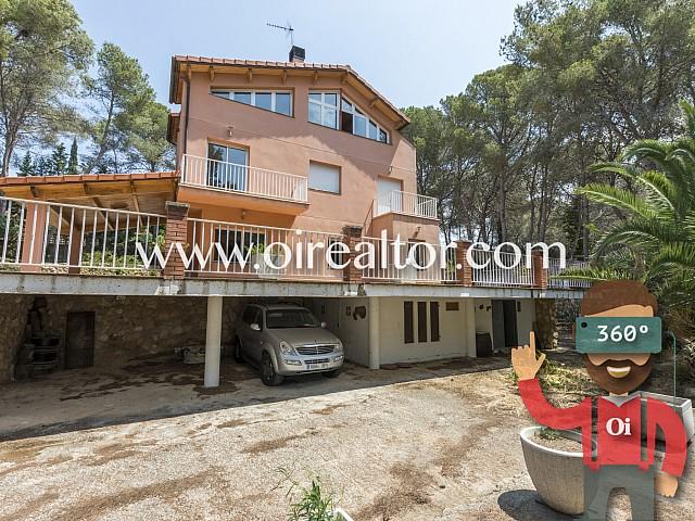 Unglaubliche Villa bei Tarragona