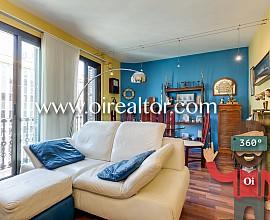 Superb exterior, high and sunny apartment in Quadrat d'or