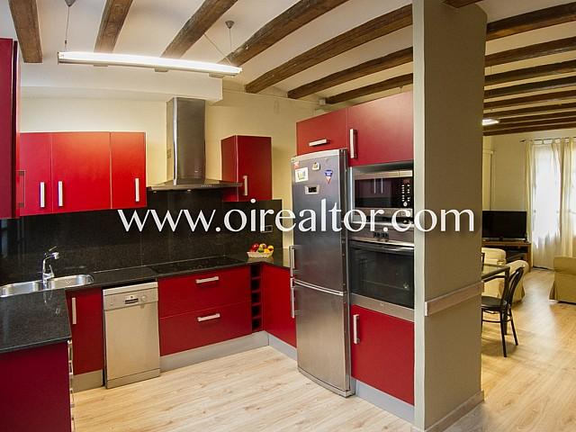 Продается уютная квартира в Готическом квартале Барселоны