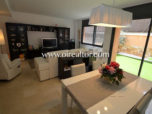 Bonito casa adosada en Sant Andreu de Llavaneres