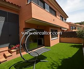 Bonita casa adosada en venta en Sant Andreu de Llavaneres