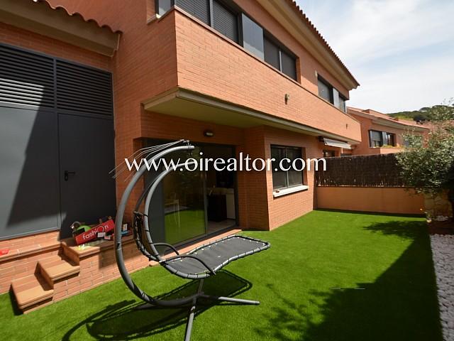 Nice semi-detached house for sale in Sant Andreu de Llavaneres