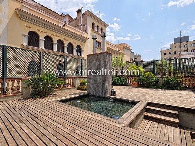 Estupendo piso en el Centro de Barcelona