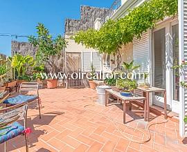 Espectacular ático con gran terraza a dos calles de Paseo de Gracia