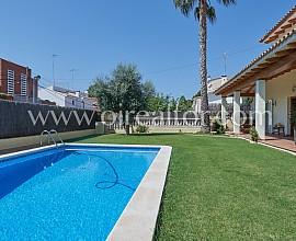 Exclusiva villa en Vallpineda, Sitges
