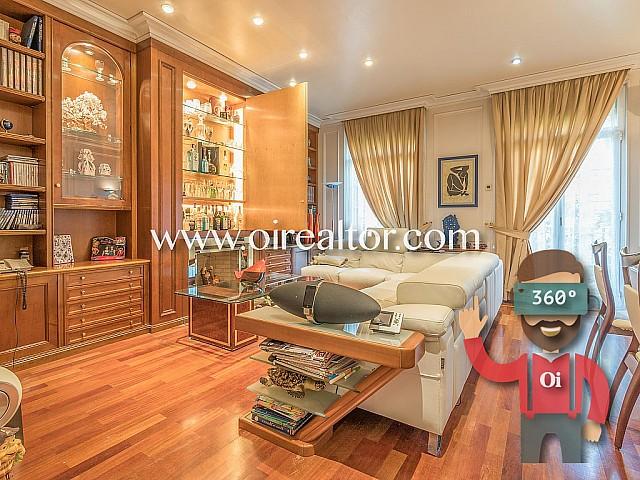 Maravilloso piso en finca regia en el Eixample Izquierdo, Barcelona