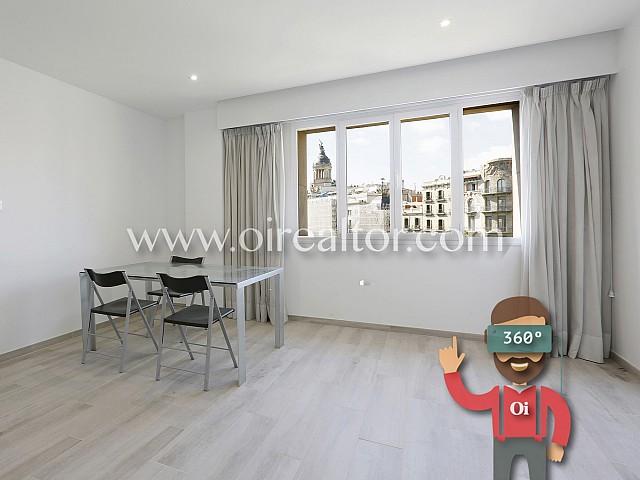 Helle Wohnung im Zentrum von Passeig de Gracia, Barcelona