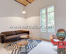 Apartament reformat i lluminós a l'Eixample, Barcelona