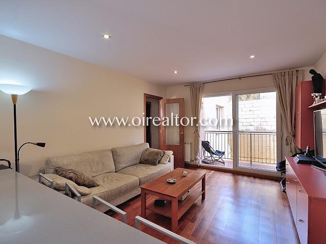 Encantador piso en venta en primera línea en Canet de Mar