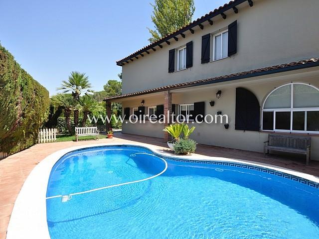 Casa en venta con encanto en Golf, Sant Cugat del Vallès