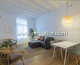 Beautiful renovated apartment for sale in Vila de Gràcia, Barcelona