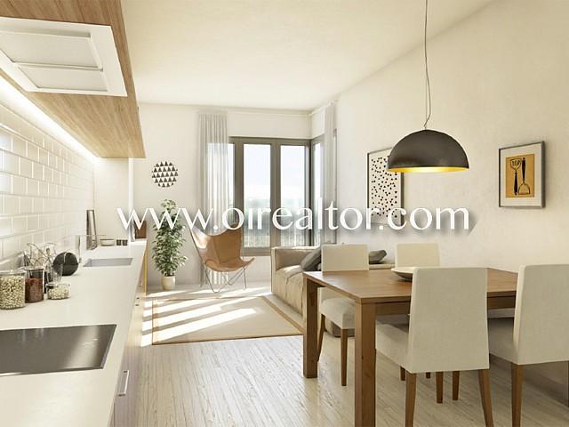 Magnífico apartamento de obra nueva en Sant Andreu, Barcelona