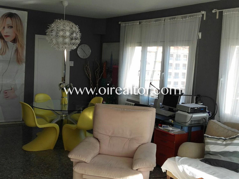 Светлая квартира на продажу в центре Льорет де Мар