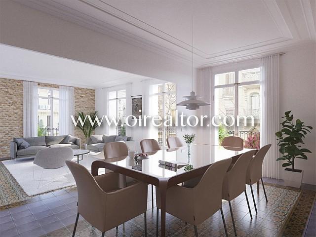 Magnifique appartement spacieux à vendre à El Gótico, Barcelone