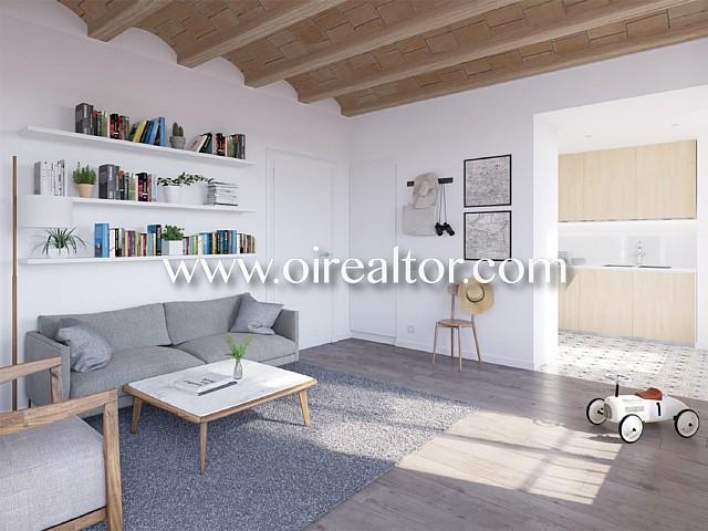 Precioso apartamento en venta en el Gótico, Barcelona