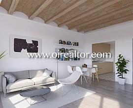 Un piso idóneo para empezar una nueva vida en el Gótico, Barcelona