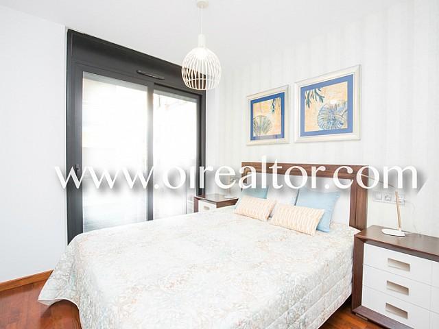 Vistas al mar de apartamento en venta en Paseo Maritimo de Lloret de Mar