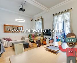 Señorial apartamento en el Quadrat d'Or, Barcelona