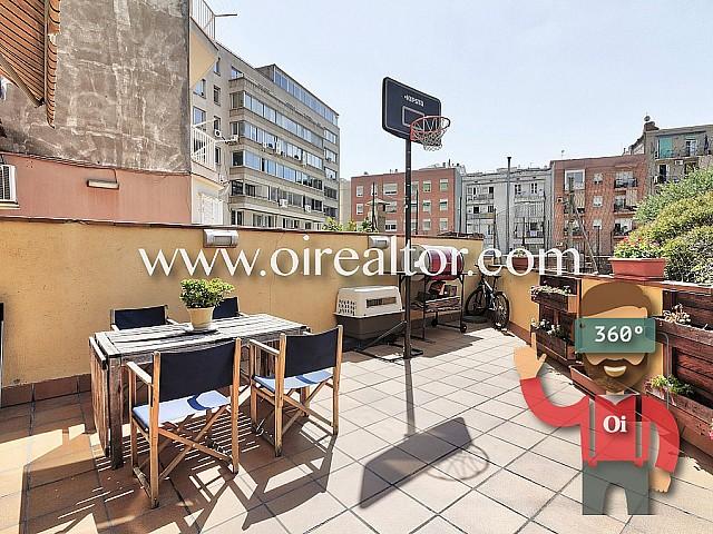 Квартира на Авенида Диагональ в центре Барселоны