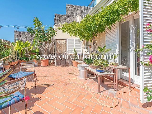 Hervorragendes Penthaus mit einer grossen Terrasse bei Passeig de Gracia