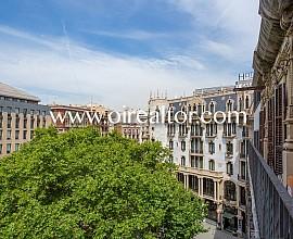 Maravillosa oportunidad para inversores y particulares en pleno Paseo de Gracia, Barcelona