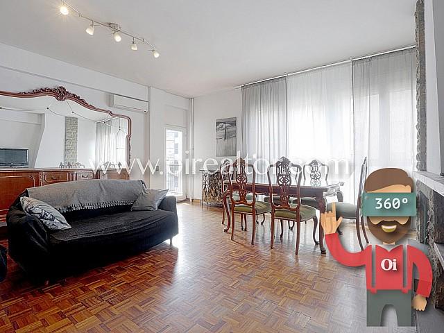 Schöne Wohnung zum Verkauf in Les Corts, Barcelona