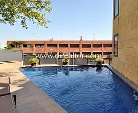 Espectacular Casa de Diseño en venta ubicada en una de las zonas más exclusivas de Sant Cugat, Golf
