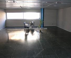 Oficina única de 115 m2 construidos en el centro de Sant Cugat del Vallés