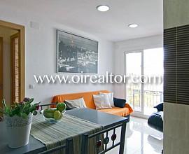 Apartament modernista i amb llicència turística en ple centre de Sitges