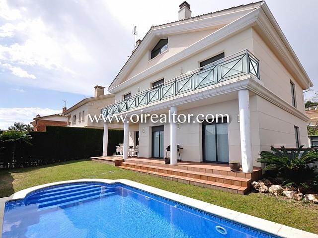 Villa for sell Premià de Dalt Oirealtor042
