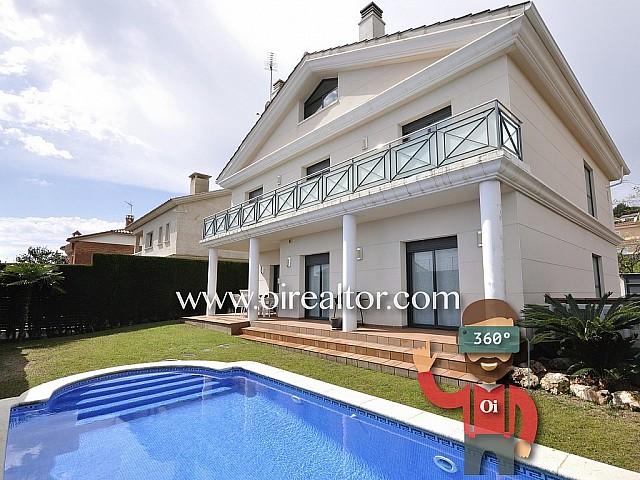 Espaciosa casa en venta a 4 vientos en Premià de Dalt, Maresme
