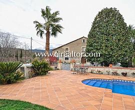 Preciosa masia rústica en venta en Sant Pere de Vilamajor