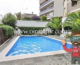 Preciosa casa con jardín en Putget, Barcelona