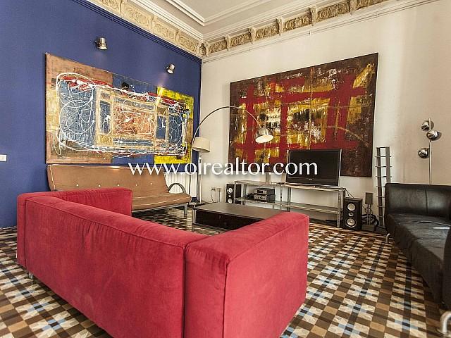 Espectacular pis modernista en venda a Rambla Catalunya, Barcelona