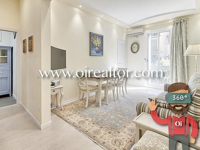 Amazing flat for sale in Eixample Dreta, Barcelona