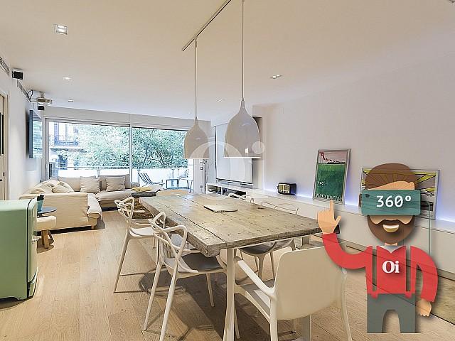 Продается эксклюзивная квартира с ремонтом в Эшампле Эскерра
