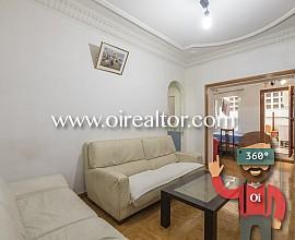 Excelente piso con patio privado en Poble Sec, Barcelona