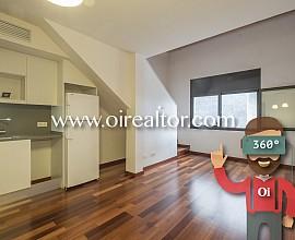 Maravilloso y luminoso loft a la venta en la Villa Olímpica, Barcelona