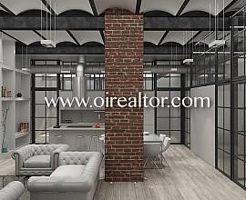 Espectacular loft de diseño a la venta en Sant Gervasi, Barcelona