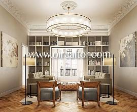 Продается квартира с ремонтом в Квадрат дОр, Барселона