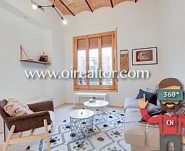 Helles Apartment mit einer schönen Renovation in Eixample, Barcelona