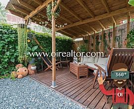 Maravillosa casa adosada a la venta en Vallpineda, Sitges