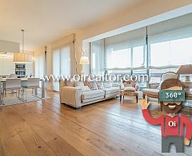 Exclusivo apartamento reformado a la venta en Les Corts, Barcelona