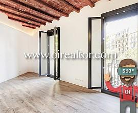 Incroyable apartment en coin de rue dans Eixample Esquerre, Barcelone