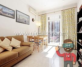 Precioso y luminoso apartamento a la venta en Eixample Esquerra, Barcelona